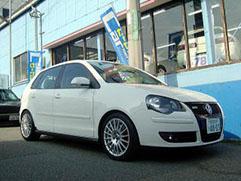 VW POLO 9N GTI